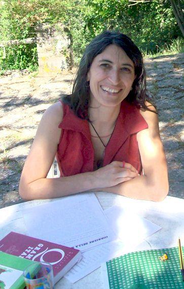 Lorella Federico, Italian teacher in Tuscany